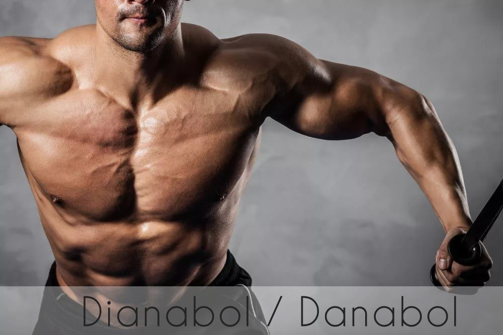 Dianabol, Danabol