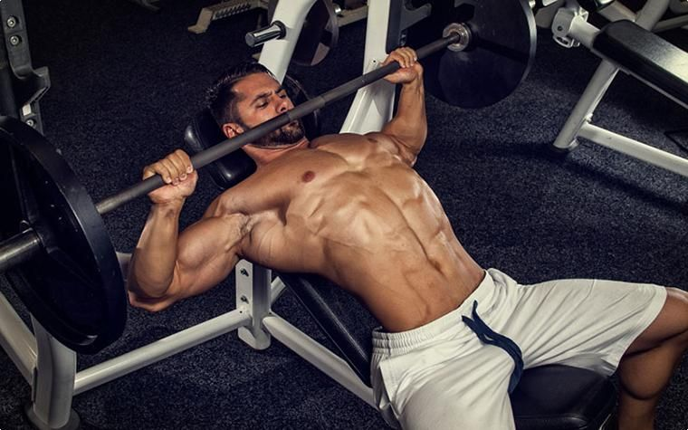 Chest Workout: 7 Ways To Build The Top Of The Pectoral Muscles | Huge Pecs