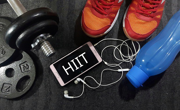 Explosive HIIT workout | What is HIIT Running workout