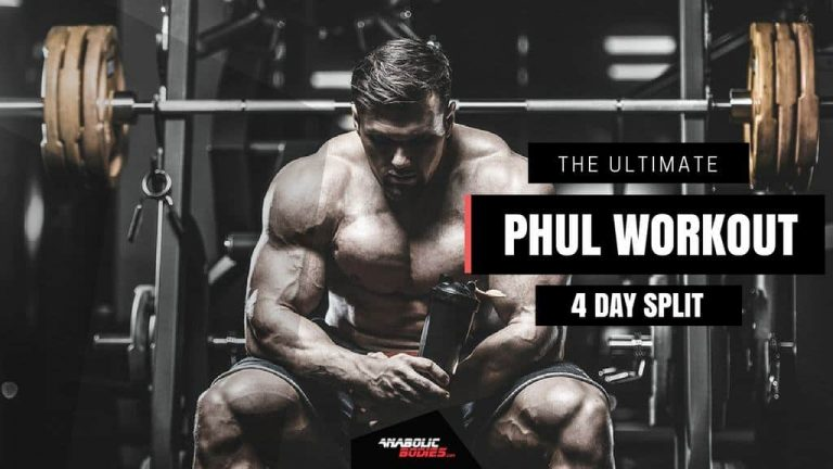 Introduction to PHUL Workout — Power Hypertrophy Upper Lower