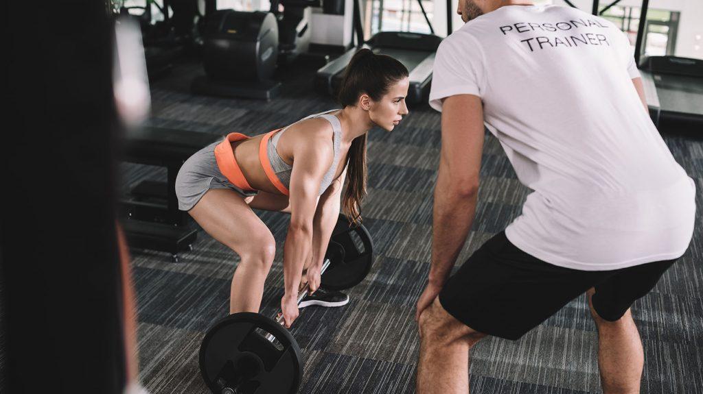 deadlift back exercise for beginners