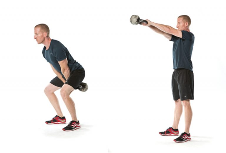Kettlebell Swing – The Most Effective Quadriceps Exercise