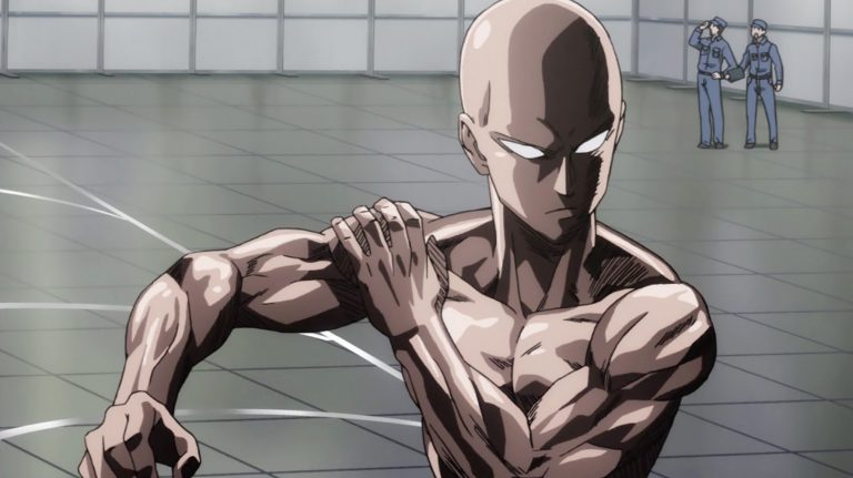 One Punch-Man Workout Challenge: Before and After (Results)