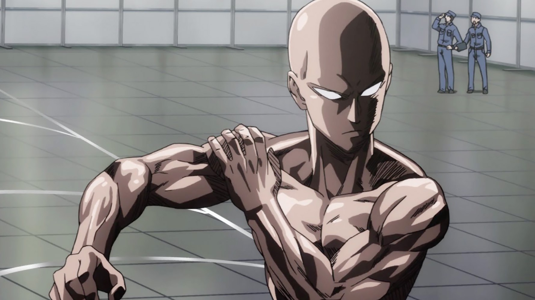 one punch man workout challenge