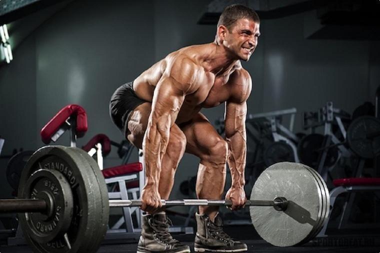 Становая тяга как инструмент построения сильной спины | Бодибилдинг,  Упражнения для спины, Теория, Train For Gain