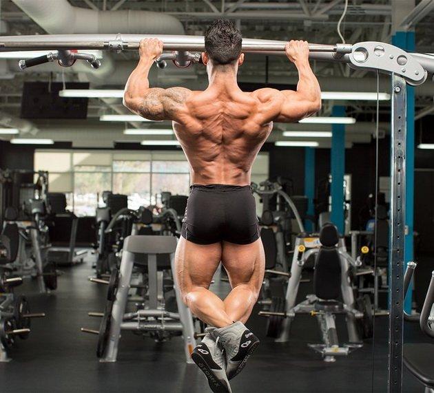Тренировка спины - неудачные стратегии - DailyFit