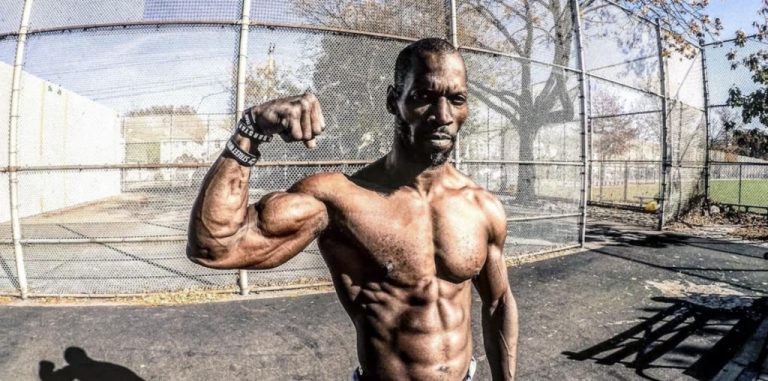 Hannibal for King – Street workout legend. Hannibal's 45-Minute Workout.