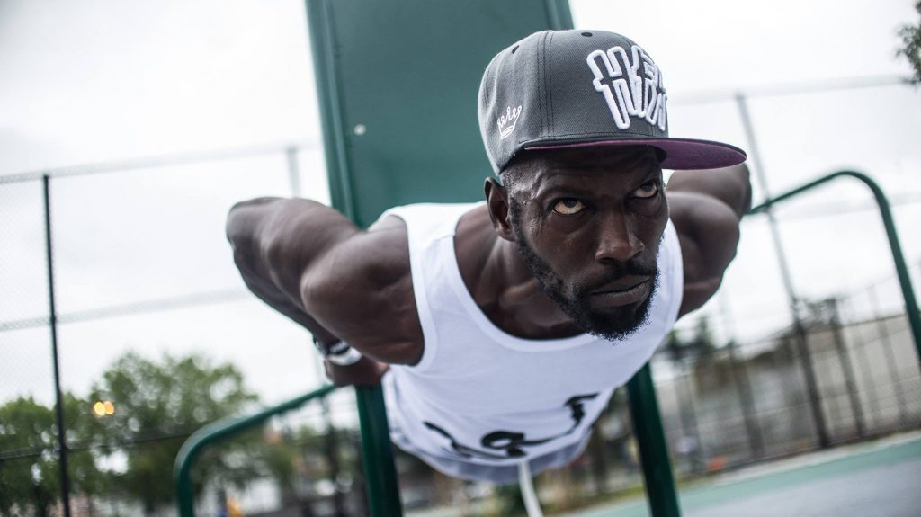 hannibal for king street workout