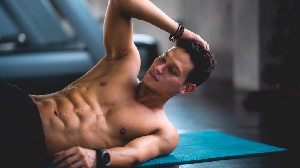 how to build strong abs