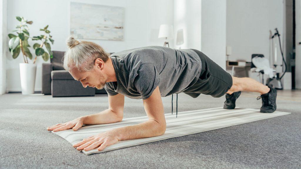 no gym functional strength training program