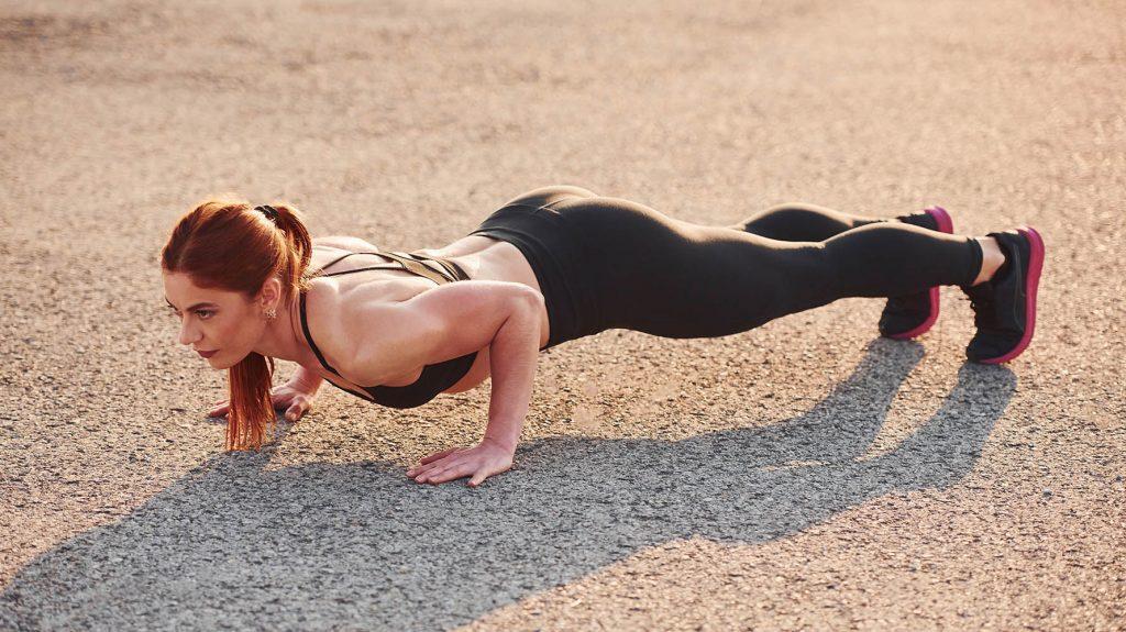 upper body bodyweight exercises