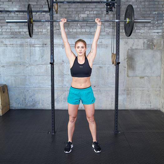 body bar exercises