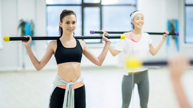 7 Best Body Bar Exercises for Arms, Legs and Buttocks