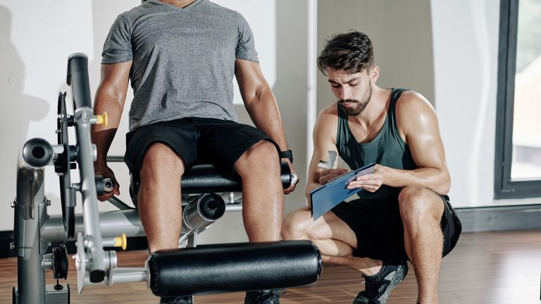 Seated Leg Extension with Curl Machine: How To Do & Muscles Worked